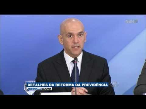 Governo entrega proposta de reforma da Previdência