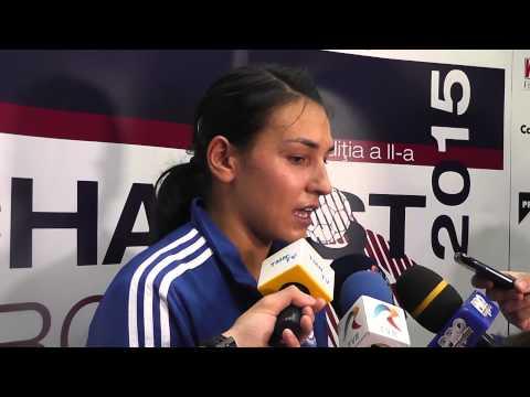 Interviu cu  Cristina  Neagu