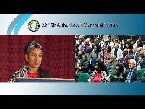 ECCB Connects Season 5 Episode 11 -  22nd Sir Arthur Lewis Memorial Lecture Pt 2