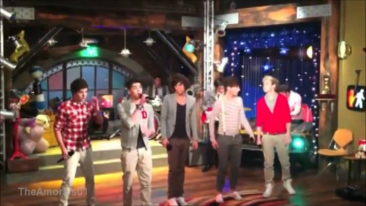 Icarly 6 Temporada Stunning novo episódio - one direction no icarly! | behind the scenes of