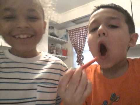 Hot chip challenge Danny Moss and Braylon Charles