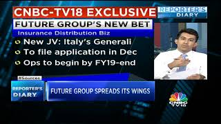 Future Group Spreads Its Wings