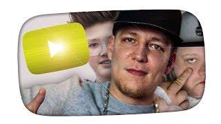 Die ERFOLGREICHSTEN YouTuber 2018 - Kuchen Talks #361