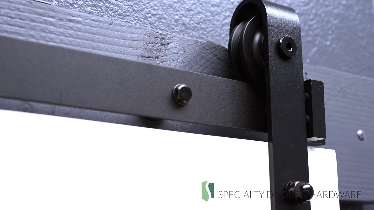 $298 Soft Close Barn Door Hardware from Barndoorhardware ...