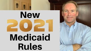 New 2021 Medicaid Nurṡing Home Asset and Income Rules