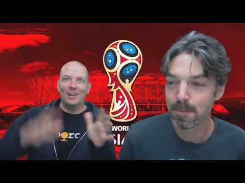 Matt and Derek's Quiz Lab: World Cup 2018