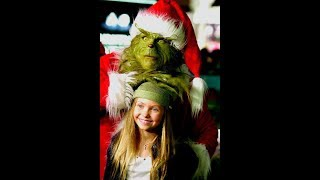 The Grinch & Cindy Lou ~Where are you christmas?