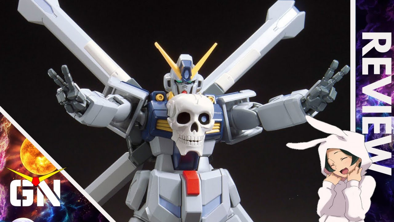 Mystic Loves Skulls HG 1/144 Crossbone Maoh | REVIEW