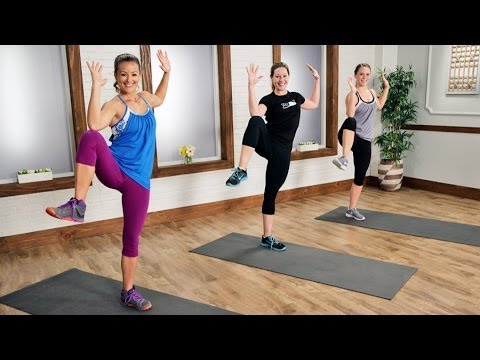 Tabata Workout to Tone Everyting in 10 Minutes | Class FitSugar