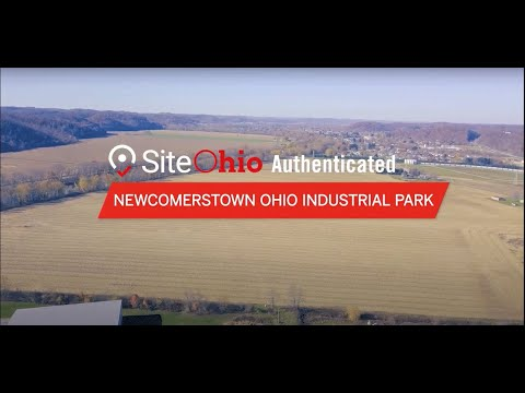 Available Ohio Site: Newcomerstown Ohio Industrial Park