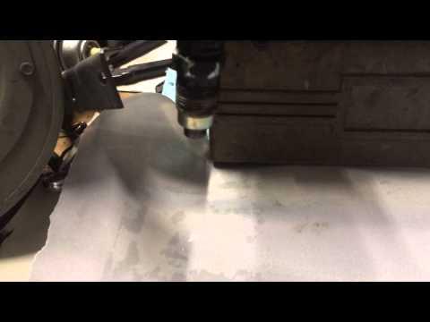 Mitsubishi L3E Injector Test 1/2