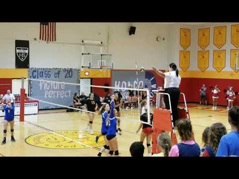 Incarnate Word Academy Varsity Volleyball