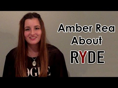 Amber Rea About Ryde Movie