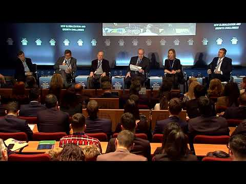 Andreas Hadjiyiannis | Delphi Economic Forum 2018