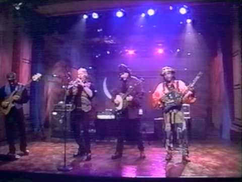 Bela Fleck and The Flecktones - Stomping Grounds 1996