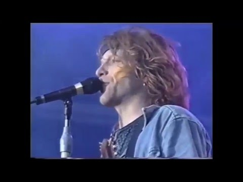 Bon Jovi - I' Die For You Live From London 1995 (Oficial) THE BEST AUDIO EVER*