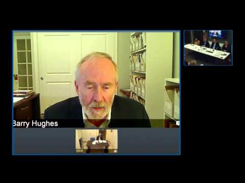 Barry Hughes - The geography of poverty, disasters and climate extremes in 2030