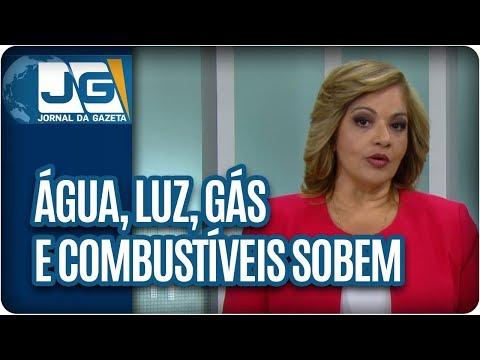 Denise Campos de Toledo/Água, luz, gás e combustíveis sobem