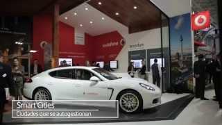 Mobile World Congress 2015 - Vodafone