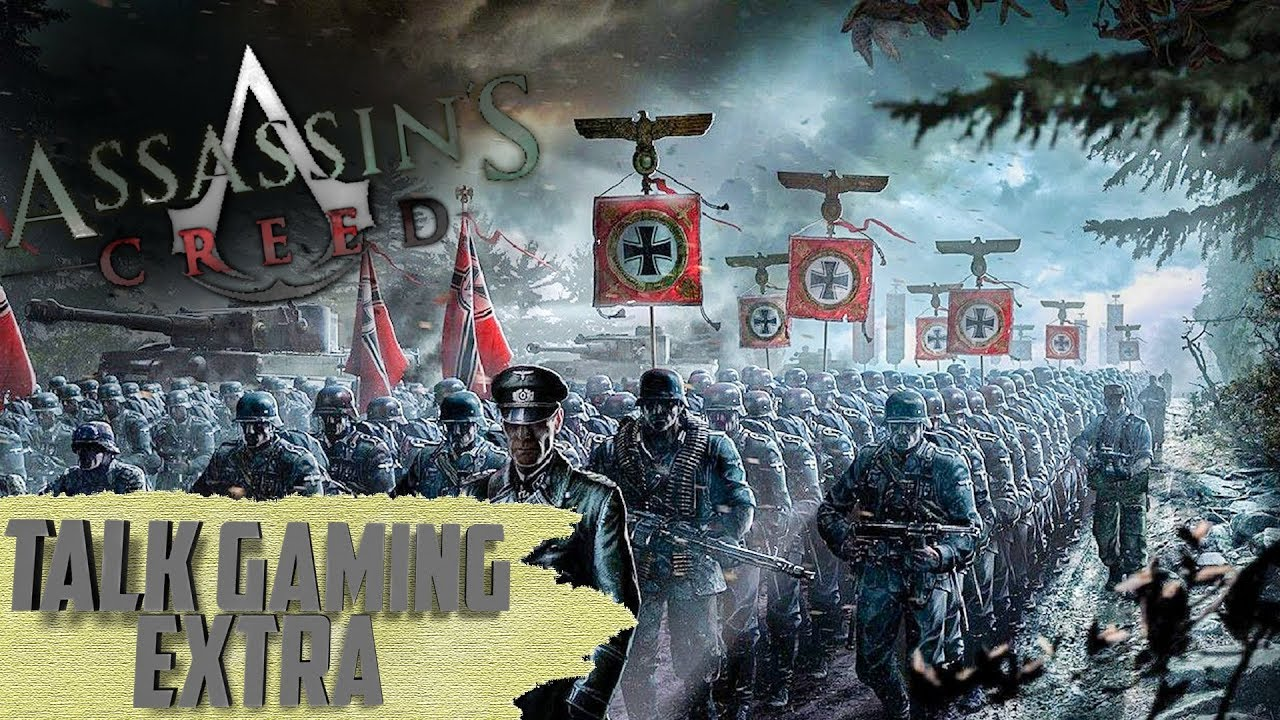 Could Assassins Creed Work In Ww2 Revisited Youtube