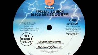 Side Effect - Disco Junction (Astrolabio Discotheque) 1978