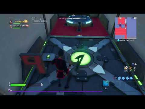 Me And Hudson Did The 50 Level Default Deathrun Part 1! (Broken Map)