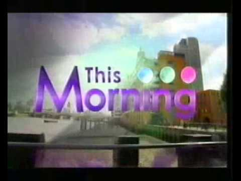 Alexander O'Neal Interview - ITV's This Morning (Part1)