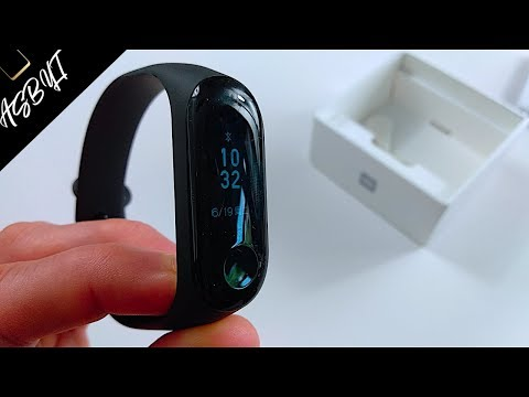 Xiaomi Mi Band 3 - UNBOXING & Hands On REVIEW! (English)