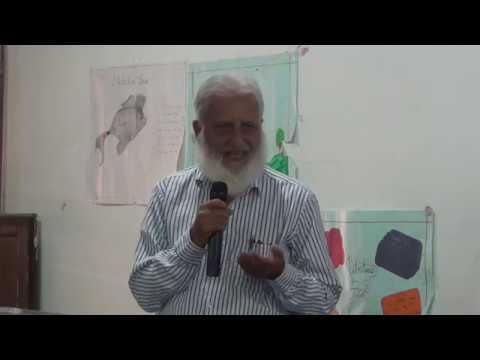 Dr.GHULAM ABBAS CONGRATULATES AIMIM MLC RIYAZUL HASSAN EFFENDI # DAWN HIGH SCHOOL
