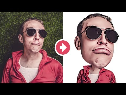 Create Caricatures With GIMP | Tutorial
