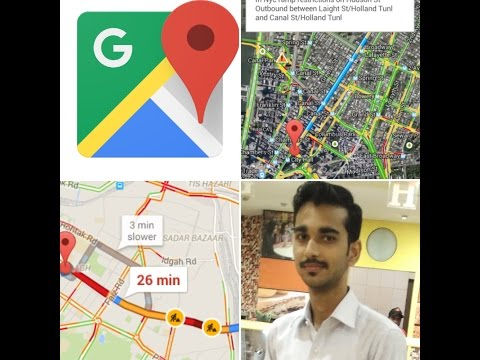 How to Add Road in Google Map (Hindi) | Shubham Dubey