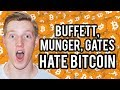 "Munger: Bitcoin Speculation is ""Scum-ball Activity""  