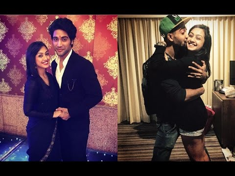 Abigail Jain Unseen Photos with Boyfriend Sanam Johar