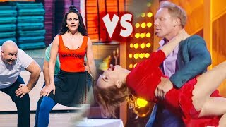 Тверк против Танго  Горячее Противостояние: что лучше танец попой или аргентинское танго? Декабрь