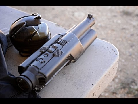 A New 'Smart Rifle' Decides When To Shoot And Rarely Misses