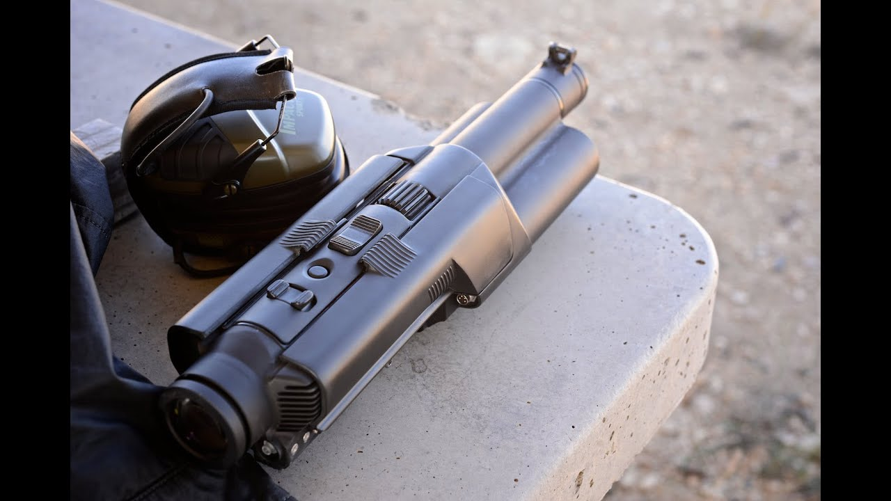 This $22K sniper rifle comes with a WiFi server, USB ports