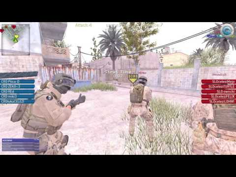 CGNC: Slovenia vs Croatia - Map 3