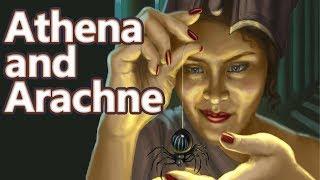 Athena and Arachne - Greek Mythology Ep.21 - See U in History