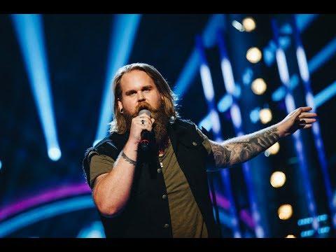 Chris Kläfford sjunger Radioactive i Idols kvalfinal - Idol Sverige TV4