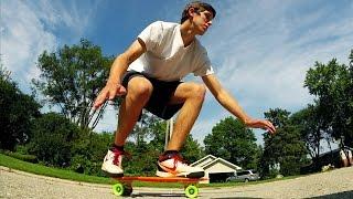 Learn how to ride a skateboard | Bucket List #185