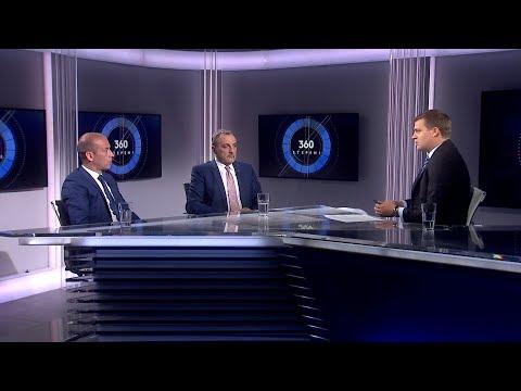 """Zoran Živković I Radoslav Milojičić U Emisiji """"360 Stepeni"""""""