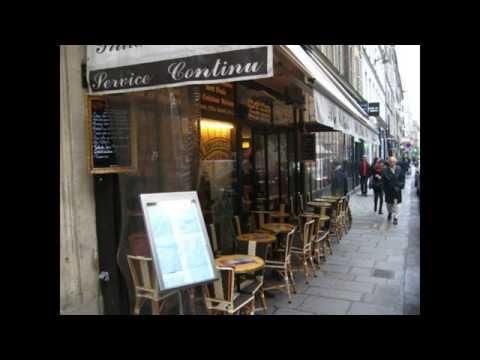 Coffee shop & restaurants in Paris
