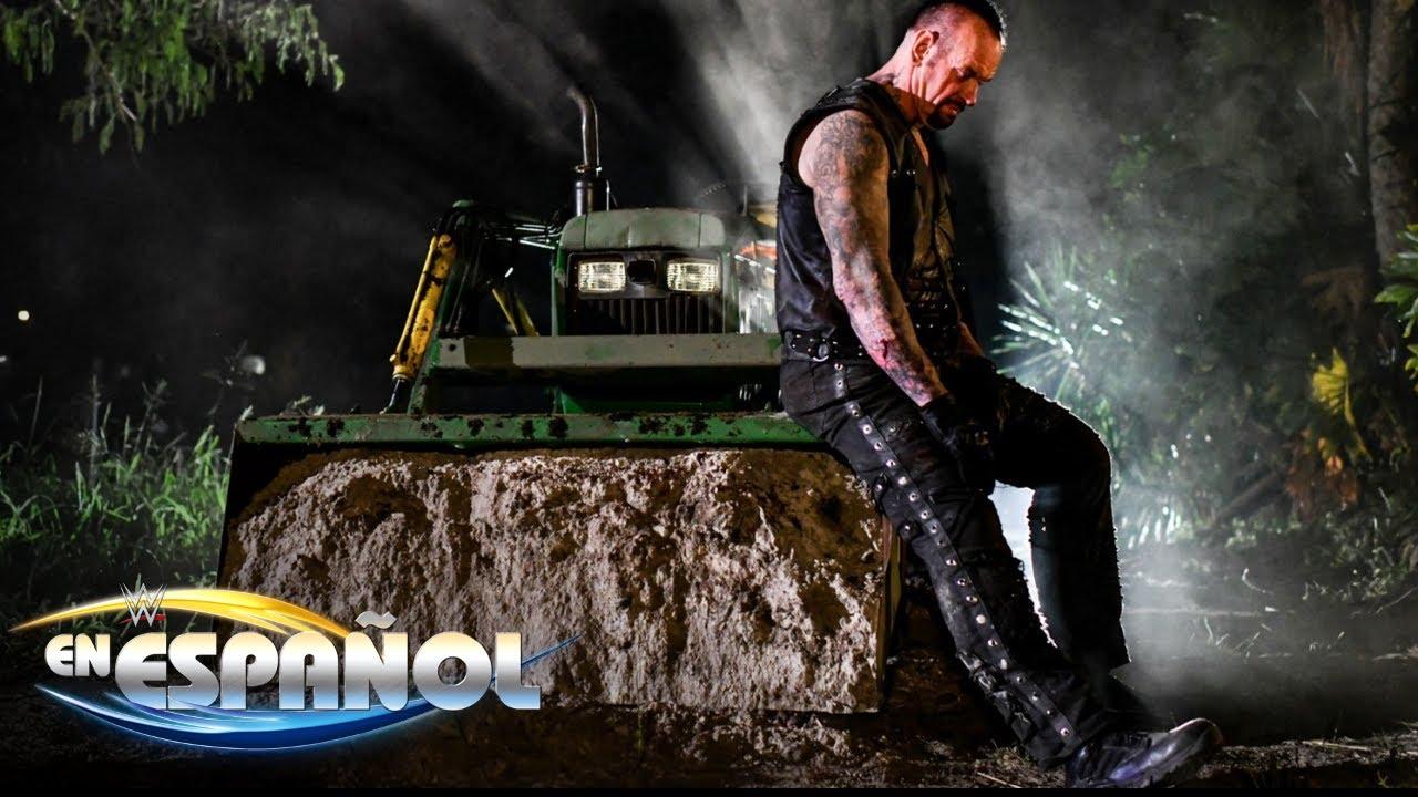 Gracias Undertaker: En Español, 04 Julio, 2020