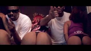 Repeat youtube video Fly West Featuring Young West Tantrum - White Tee Music Video Big Booty Uncut