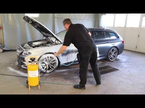 BMW M550 Full Interior And Exterior Detailing, Paint Correction + Ceramic Coating - VLOG 3