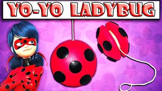 DIY Cosplay Construction: Miraculous Ladybug Yo-yo!