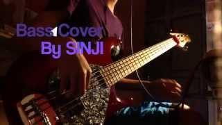 Musiq Soulchild - Yes [BASS GUITAR COVER] with LYRICS [R&B / SOUL]