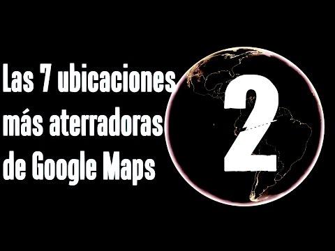 Las 7 ubicaciones más aterradoras de Google Earth y Google Maps 2