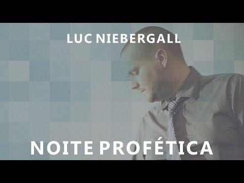 Aviva Calgary - Culto 31/01/2016 - Noite Profética - Luc Niebergall