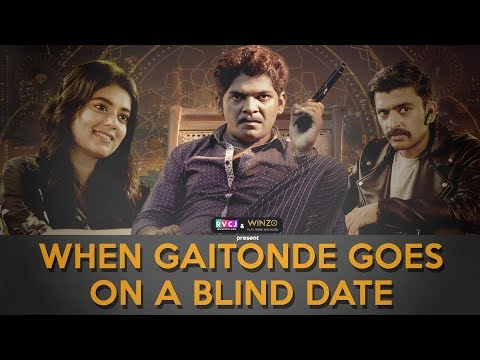 When Gaitonde Goes On Blind Date | Ft. Sumedh, Saad & Kangan | RVCJ | Sacred Games Spoof